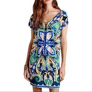 Anthropologie Maeve Folksong Shift Dress